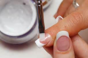 how to do gel nails on natural nails awesome nail