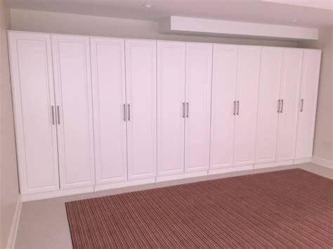 basement closet storage contemporary basement other