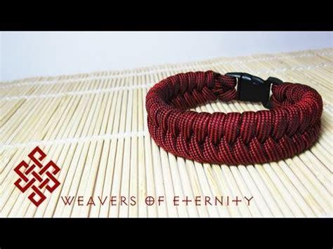 Wacky Weave Loom Band Bracelet Gelang how to tie a fishtail paracord bracelet tutorial wacky