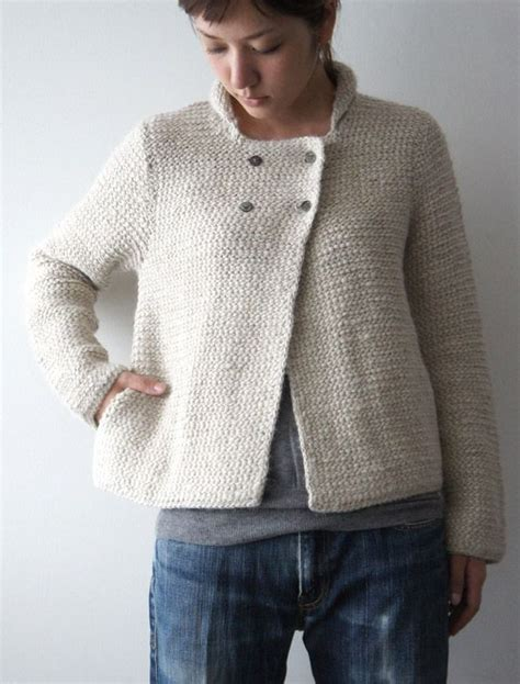 knit pattern sweater jacket knitted jacket knitting makes me happy pinterest