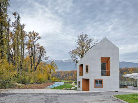 villa  genf  clavien rossier architectes