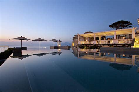 hotel con in sorrento hotel a picco sul mare in penisola sorrentina hotel