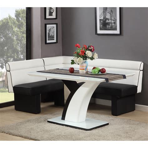 round kitchen table with bench seating kitchen unusual breakfast nook dining set kitchen table