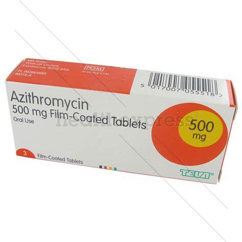 buy azithromycin 500mg tablets online healthexpress co uk