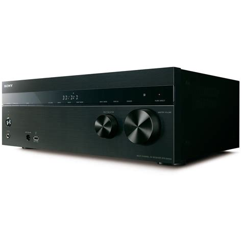 sony str dh550 5 2 channel 4k pass through surround sound