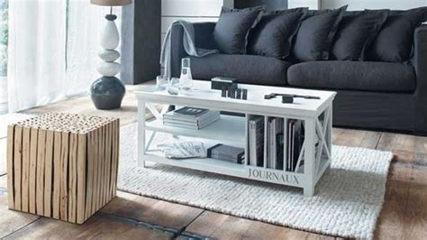 chic practical side tables for the living room stylish
