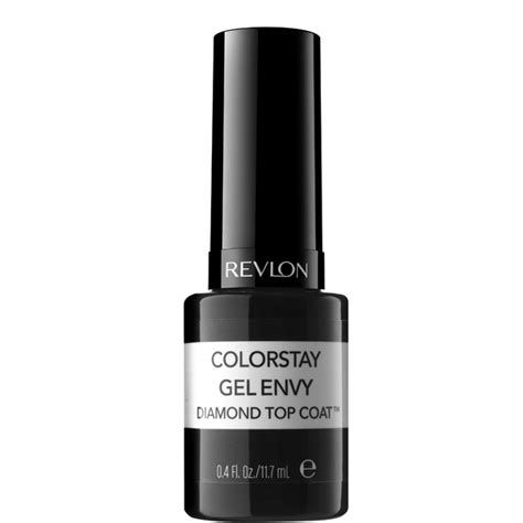 Gel Nail Varnish by Revlon Colorstay Gel Envy Nail Varnish Top Coat Health