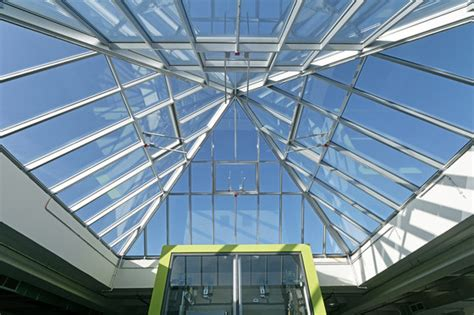 curtain wall roof forster thermfix light fire resistant curtain wall