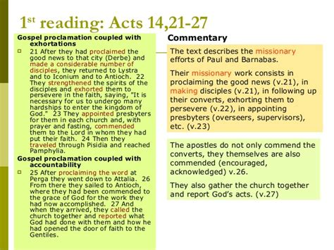 Acts 27 Sermon Outlines by 5th Easter C