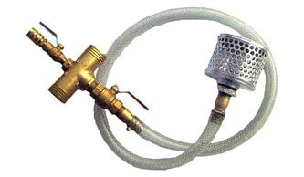 winterizing boat bilge quick flush valve system boat engine flushing