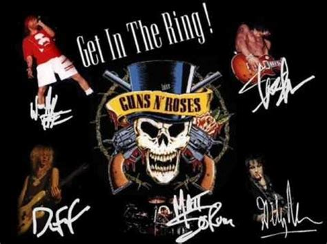 best of gun n roses guns n roses get in the ring lyrics