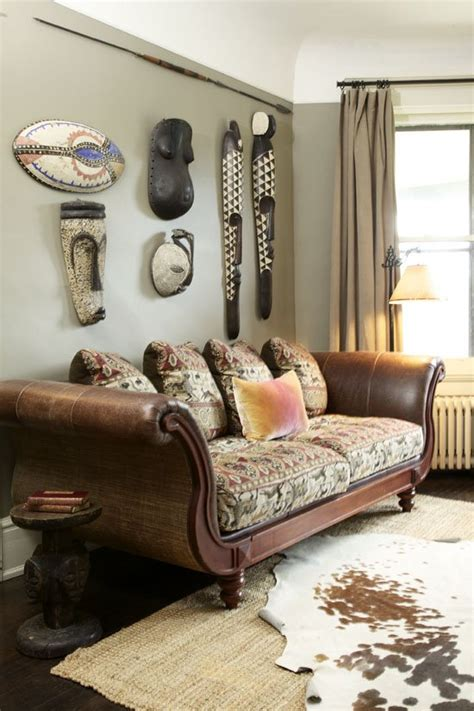 african inspired living room 35 exotic african style ideas for your home faux animal