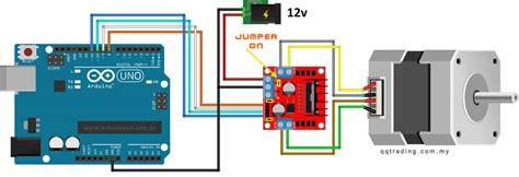 Bor Up Motor l298n stepper motor driver controller board for arduino
