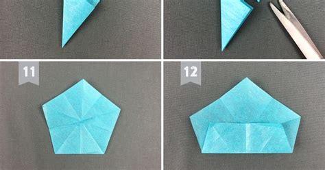 Origami Tissues - tissue origami ornaments origami