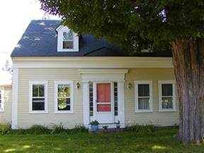 Cape Cod Windows Inspiration Paint Your House Colors From The Sun Paint Colors Front Doors And