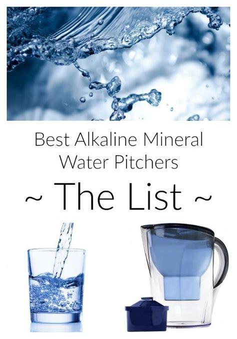 Manfaat Alkaline Detox Water by Best 10 Best Alkaline Water Ideas On Alkaline