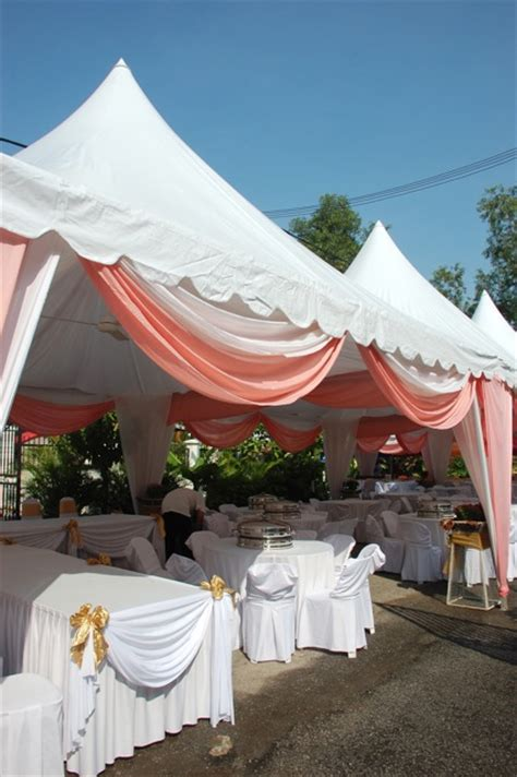 Wedding Canopy Wedding Part 3 The Venue Sleepless In Kl