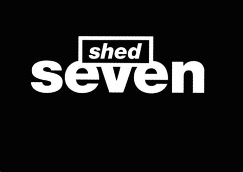 Shed Seven Discography by Shed Seven Re Release Polydor Albums Ramzine