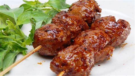 membuat saus bakso bakar resep jajanan bakso bakar pedas gurih makanajib com