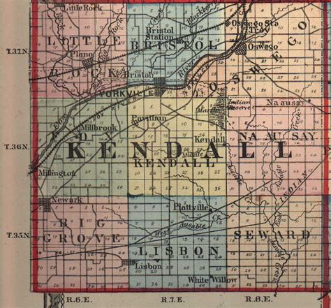 kendall county texas map kendall county illinois maps and gazetteers