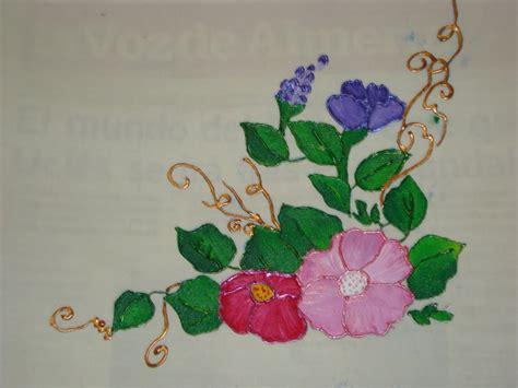 cenefas de flores para pintar en tela cenefas para pintar en tela imagui