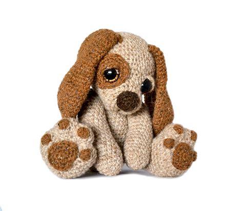Patchwork Puppy - moss the puppy amigurumi pattern amigurumipatterns net