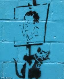 banksy  banksy  portrait  confirm elusive