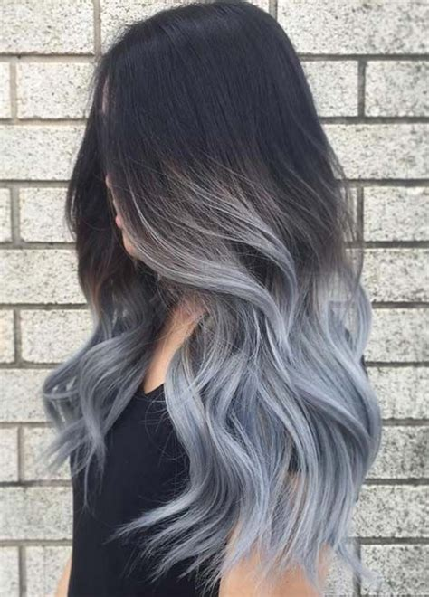 best gray hair color ideas hair tips for going gray best 25 hair colors ideas on pinterest spring hair