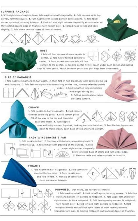 How To Do Napkin Origami - diy cloth napkins how to fold cloth napkins napkin fold