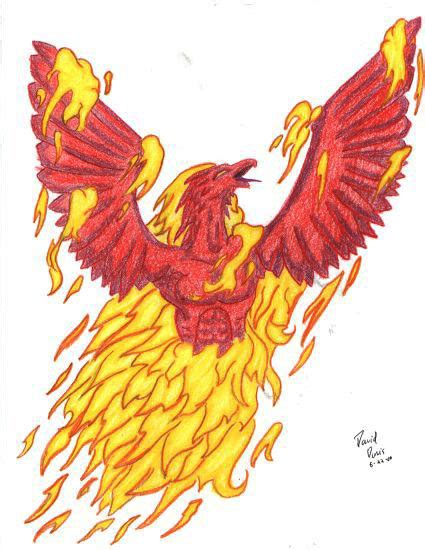 phoenix rising from ashes tattoo designs rising tattoos gos