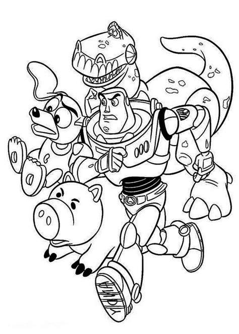 buzz rex slinky dog   potato head  toy story