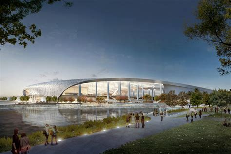 rams inglewood the rams inglewood stadium could be a changer in