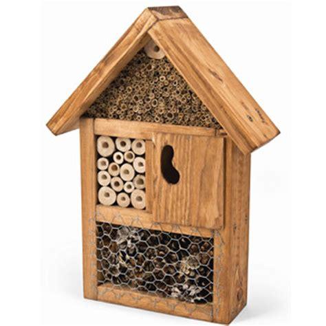 gartenbedarf kaufen insektenhotel kaufen bei purnatour
