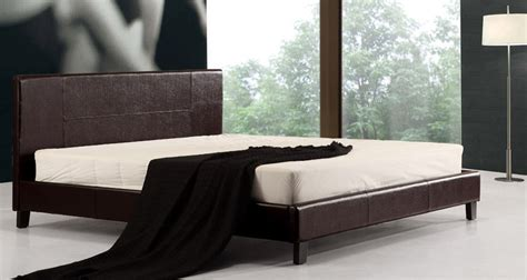 Cheap Pu Leather Queen Bed Frame On Sale In Sydney Warehouse Cheap Bed Frames Sydney