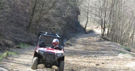 Black Mountain Cabins Evarts Ky by Black Mountain Road Adventure Area Is Located In