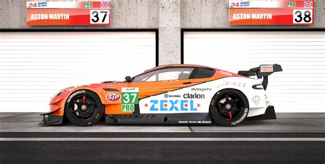 Aston Martin Race Car by Aston Martin Race Car By Karayaone On Deviantart