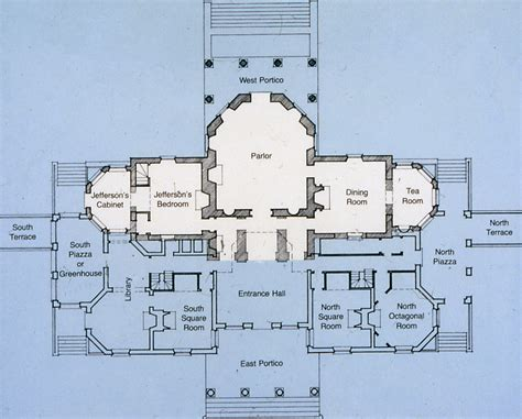 jefferson floor plan small talk monticello