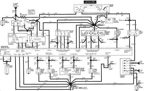 1988 jeep wrangler wiring schematic wiring diagram with