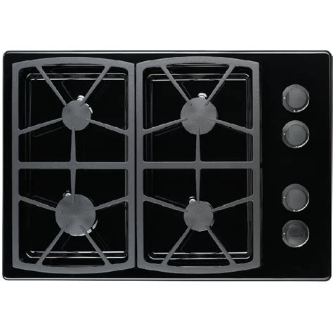 Dacor Cooktops - shop dacor classic 4 burner gas cooktop black common