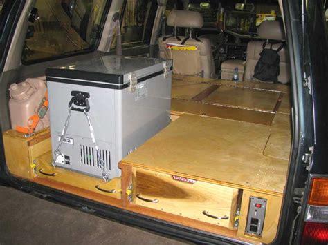 Under Bed Storage by Camper Conversion Amp Drawer System Ih8mud Forum