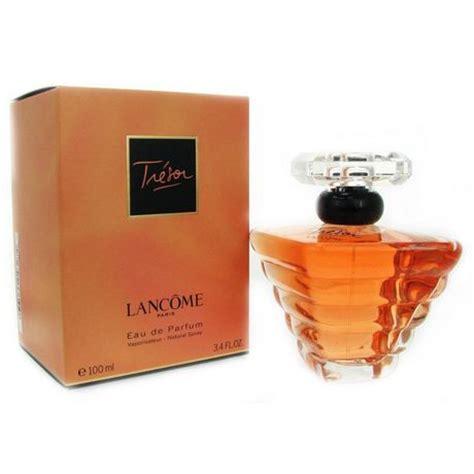 Parfum Lancome Tresor Original 100 lancome tresor eau de parfum vaporisateur pour femmes 100