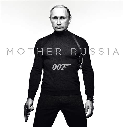 best bond putin or the which world leader would play