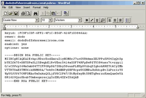 format file bash secure email encryption for linux secexmail key file format
