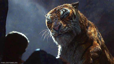 benedict cumberbatch mowgli yes because of my idiot stories