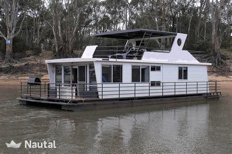 woonboot rent luxury houseboat 12 berths nautal