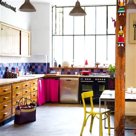 colorful kitchen ideas 57 bright and colorful kitchen design ideas digsdigs