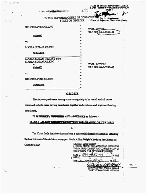 Cobb County Divorce Records Cobb County Divorce The Three Sided Story Collusion