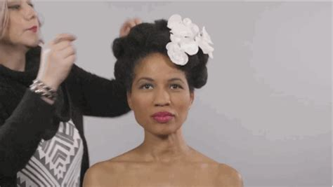 1950 african american hairstyles watch 100 years of black hairstyles in less than a minute