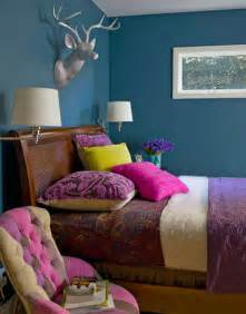 Bright Guest Bedroom Ideas Ideas For Small Spaces Bright Teal Blue Bedroom T