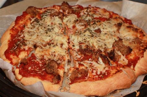 meatball sicilian pizza recipe what s cookin italian style cuisine